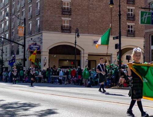 2021 Savannah Saint Patrick's Day Parade and Festival Cancelled