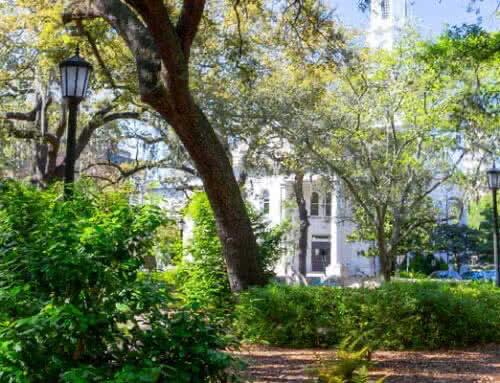Savannah's Historical Wards