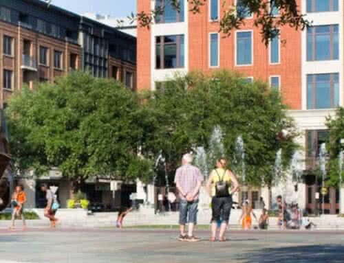 Savannah's Historical Squares: Ellis Square