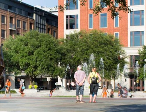 Savannah's Historical Squares: Ellis Square