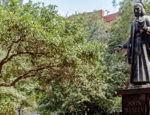 Savannah's Historical Square: Reynolds Square