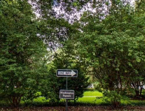 Savannah's Historical Squares: Washington Square