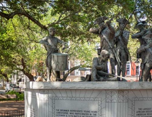 Savannah's Historical Squares: Franklin Square