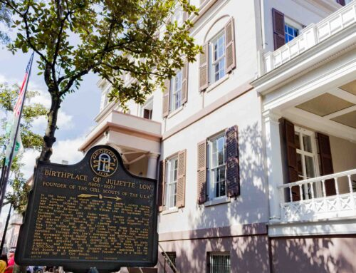 Explore Savannah's Girl Scouts Heritage