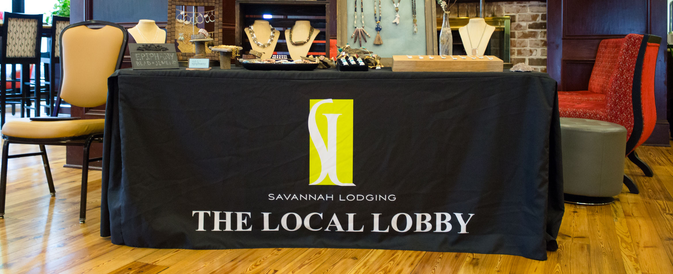 Local Lobby Table