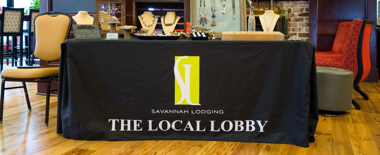 Local Lobby Table