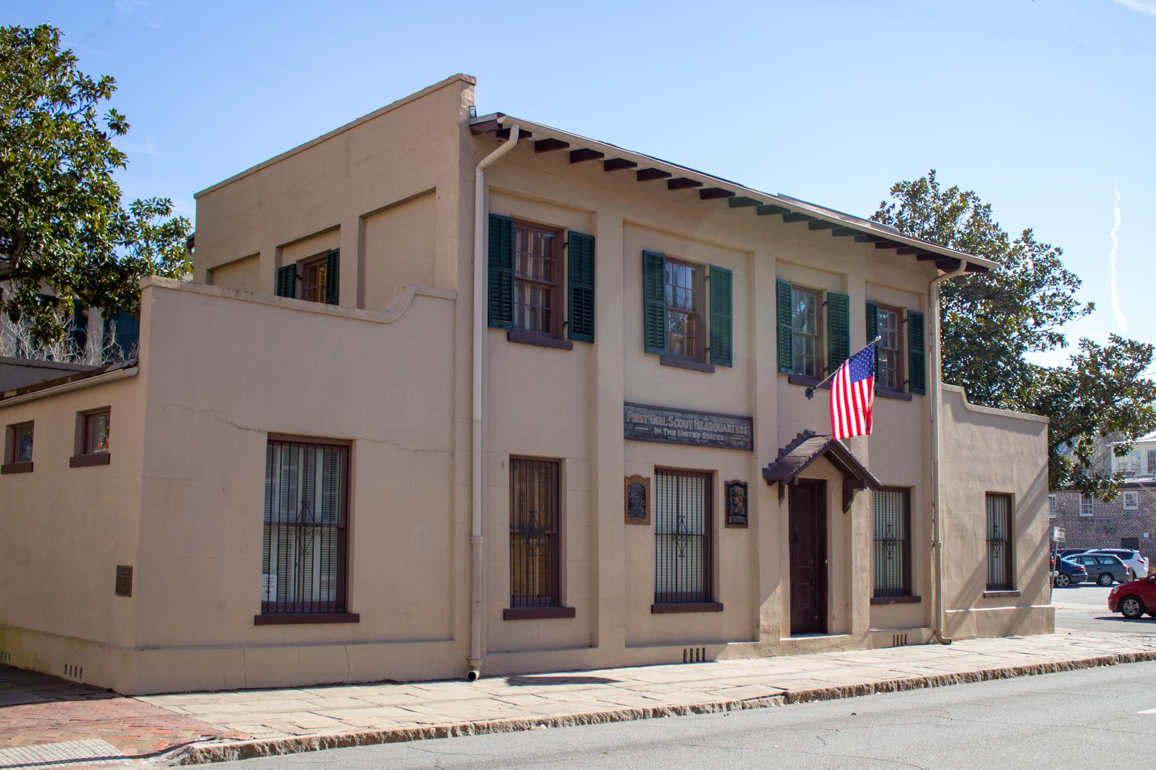 Girl Scouts First Headquaters