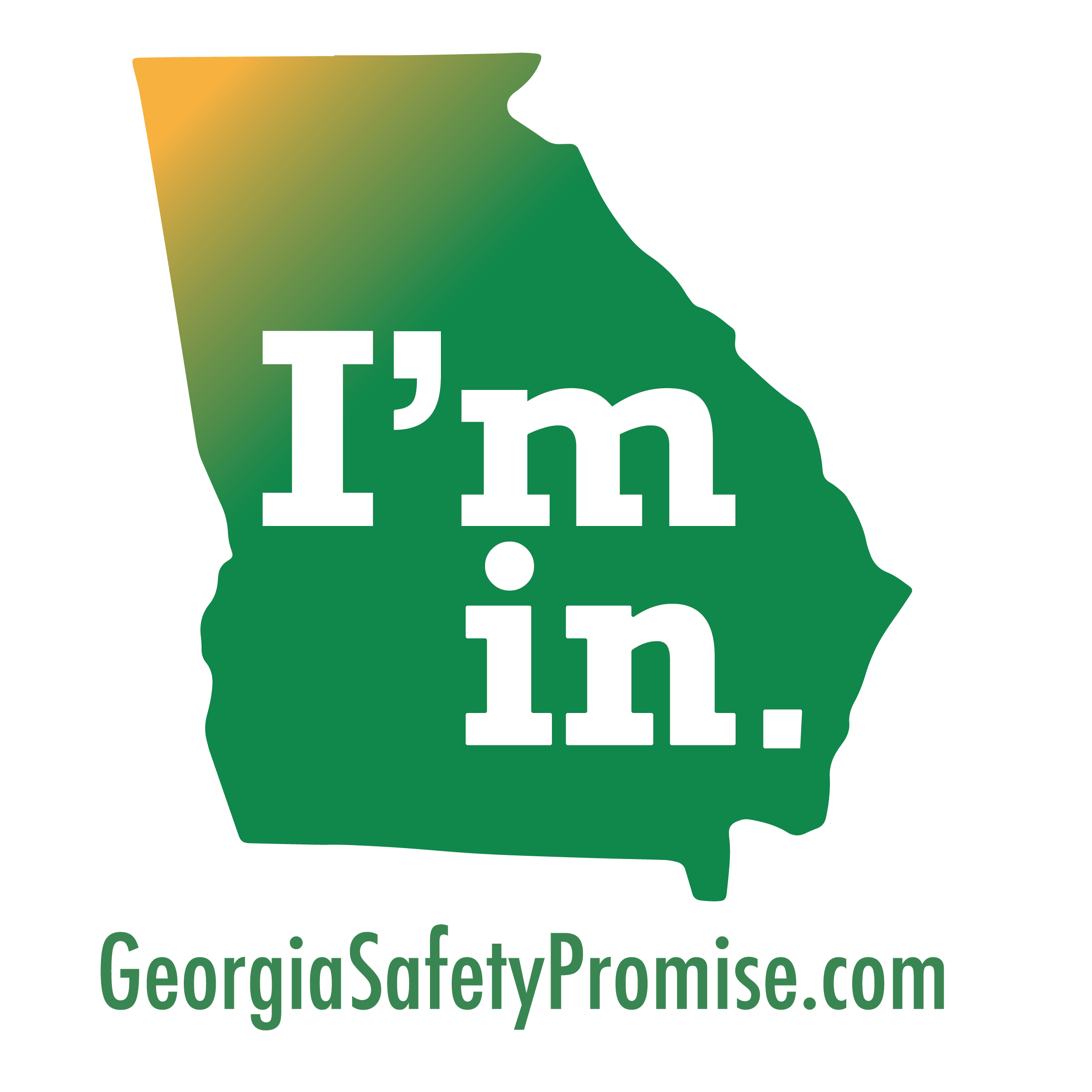 We're in on the Georgia Safety Promise