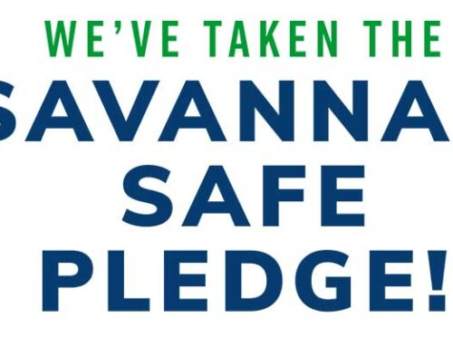 Savannah Stay Safe Pledge