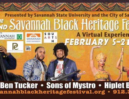 Proud to Support the Savannah Black History Festival