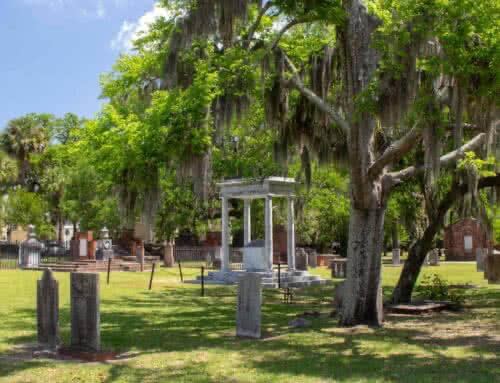 Take a Literary Tour of Downtown Savannah