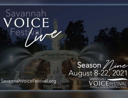 Savannah Voice Festival Temporarily Suspends Shows